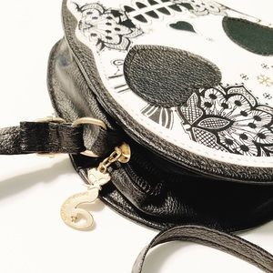 Bags - Small Sugar Skull Purse